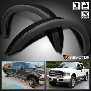 Fits 1999 2007 Ford F250 F350 Super Duty Factory Style Wheel Cover Fender Flares