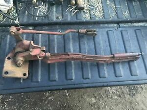 Ih International 300 Utility Pto Engagement Lever Assembly