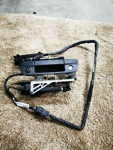 2013 2018 Ram Tailgate Handle Assembly With Camera Oem And Harnessand Auto Lock