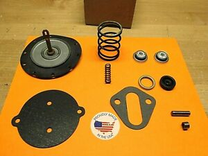 1964 1965 1966 Chevy Corvette Single Action New Modern Fuel Pump Kit Usa 40083