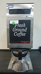 Grindmaster Model 100 Automatic Portion Control Commercial Coffee Shop Grinder