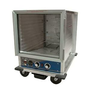 Half Size Non insulated Heated Proofer Cabinet 35 Pans