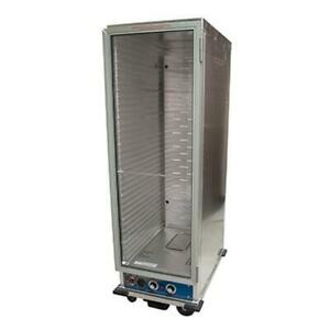 Full Size Insulated Heated Proofer Cabinet 35 Pans