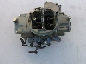 Holley 3916 1 3 Barrel 950 Cfm 982 Code Carb Carburetor Rebuilt