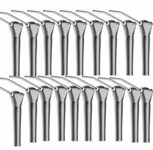20 Packs Dental Air Water Spray Triple Syringe 3 Way Handpiece With Nozzles Tips