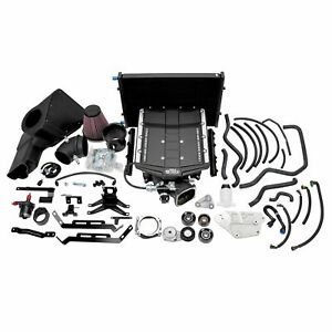 Edelbrock 15899 E force Stage 3 Pro Tuner Systems Supercharger Kit Fits Mustang