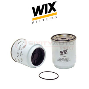 Wix Fuel Water Separator Filter For 2008 2016 Mack Leu 6 10 8l Gas Tank Fp