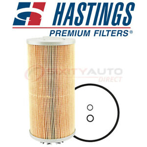 Hastings Fuel Water Separator Filter For 2008 Mack Mru 6 10 8l Gas Tank Qa
