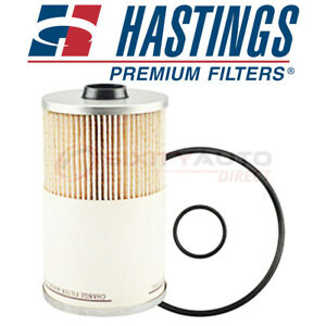 Hastings Fuel Water Separator Filter For 2010 Mack Leu 6 10 8l Gas Tank Gi