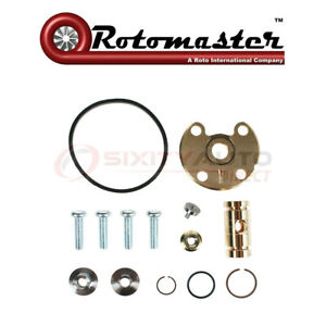 Rotomaster Turbocharger Kit For 2007 2009 Mercedes Benz R320 3 0l V6 Turbo Dm