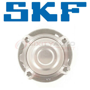 Skf Wheel Bearing Hub Assembly For 2008 2013 Bmw 128i 3 0l L6 Assembly Fn