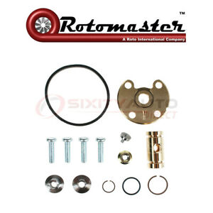 Rotomaster Turbocharger Kit For 2010 Mercedes Benz Gl350 3 0l V6 Turbo Bm