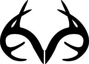 Realtree Buckrack Decal