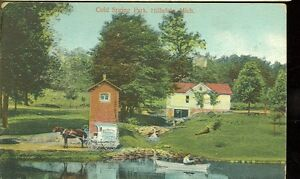 HILLSDALEMICHIGAN COLD SPRING PARK PM1906 MICH H $1.00