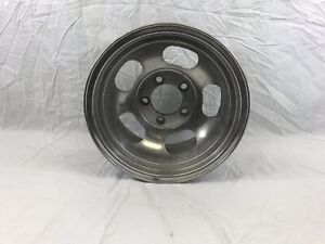 15 Vintage Aluminium Slot Wheel 8 1 2 Large Bolt Gm 5bolt 5