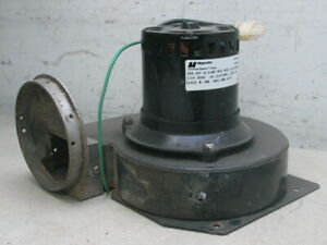 Magnetek Ja1p092ns Draft Inducer Blower Motor Assembly