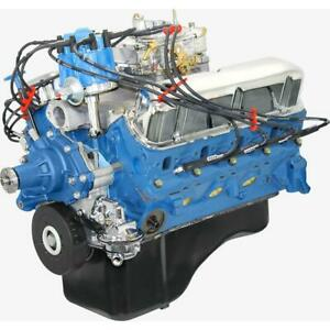 Blueprint Bp3023ctc Dressed Crate Engine Ford 302 235 Hp