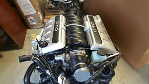 06 Gto Ls2 Engine With Manual T56 Six Speed Transmission 400 Hp 961k Miles