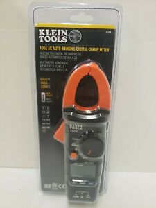 Klein Tools Cl210 Clamp Meter 400 Amp Measures Ac dc Volt Electrical Tester
