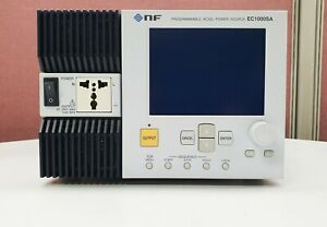 Nf Ec1000sa Programable Ac dc Power Source