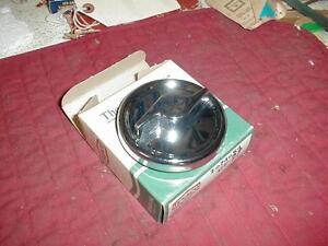 Nors Mopar 1962 6 A Body Chrome Gas Cap Dart Valiant Barracuda