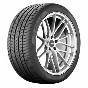 4 New Pirelli P Zero All Season 215 55r17 94v A S Performance Tires