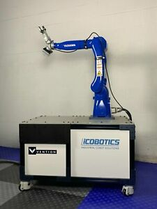 Yaskawa Gp7 Cart With Onrobot And Safety Scanner Add ons