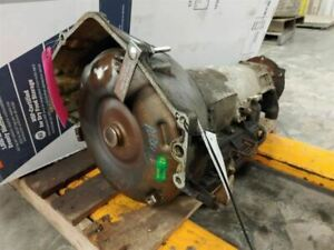 Automatic Transmission 4wd Th400 Fits 88 90 Chevrolet 1500 Pickup 928188