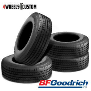 4 X New Bf Goodrich Commercial T A A S 2 235 85r16 120r Highway All Season Tire
