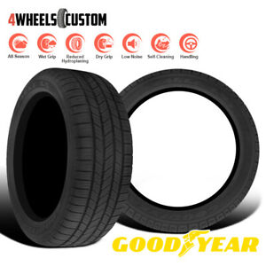 2 X New Goodyear Eagle Ls 2 245 40r18 93h Tire