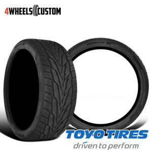 2 X New Toyo Proxes S t Iii 315 35r20 110w Premium All season Tire