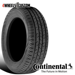 1 X New Continental Contiprocontact 215 45r17 87h All season Grand Touring Tire