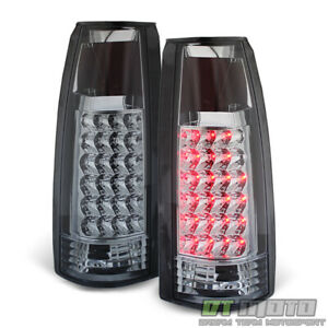 1988 1998 Chevy Silverado C K Suburban Tahoe Sierra Yukon Led Tail Lights Lamps