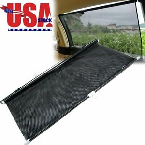 Us 125 X 58cm Car Retractable Shade Window Sun Visor Windshield For Vw Beetle Nd