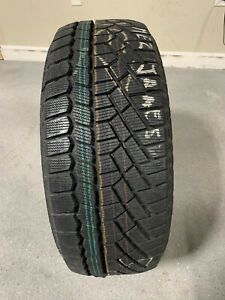 1 New 215 55 16 Continental Extreme Winter Contact Snow Tire
