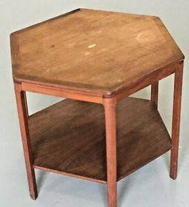 Danish Modern Occasional Table Teak Dux Denmark