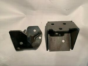 66 71 Mopar B E Body Cuda Charger 426 Hemi Engine Mounting Brackets
