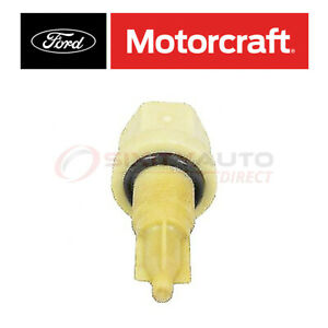 Motorcraft Dy1025 Coolant Temperature Sensor For Engine Cooling Heating Ey