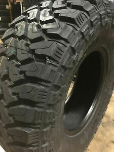 4 New 285 75r16 Centennial Dirt Commander M t Mud Tires Mt 285 75 16 R16 2857516