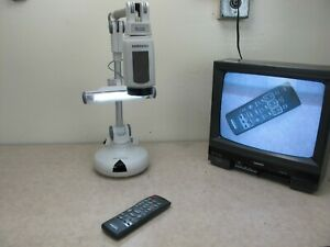 Samsung Svp 5300n Digital Presenter Document Camera W light Remote