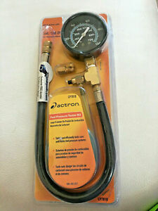 Actron Cp7818 Fuel Pressure Tester Kit New In Opened Box