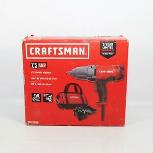 Craftsman 7 5 Amp Cmef900 1 2 Corded Impact Wrench