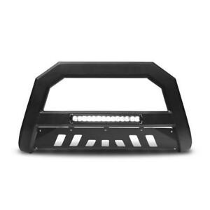 Armordillo For 03 17 Ford Expedition Ar Series Black Led Bull Bar 7176560