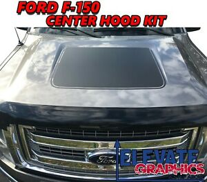 Fits Ford F 150 Center Hood Stripes 3m Decals Graphics Vinyl Stickers 2009 2014