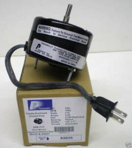 82635 For Nutone Bathroom Fan Vent Motor 58123 54257