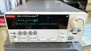 Keithley 2611a Source Meter