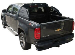 Roll Bar Chase Rack Bed Bar Sport Bar Compatible With 07 Sierra Ram F150 Tundra