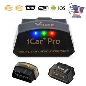 Vgate Icar Pro Bluetooth 4 0 Wifi Bimmercode For Bmw Coding Iphone Android Obd2