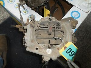 9212s Mopar Carter Thermoquad Carburetor 1979 440 Hd 850cfm Parts Or Core Dodge