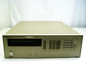 Hp Agilent 6622a System Dc Power Supply